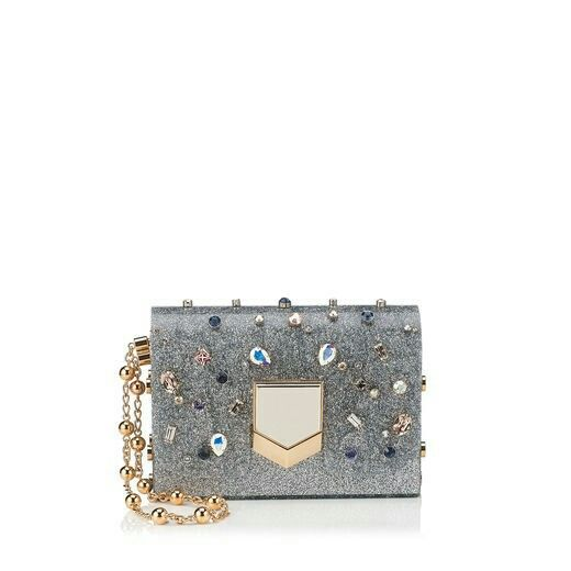 VIDA Leather Statement Clutch - AUDREY HEPBURN NEGATIVE by VIDA 5FJwJ
