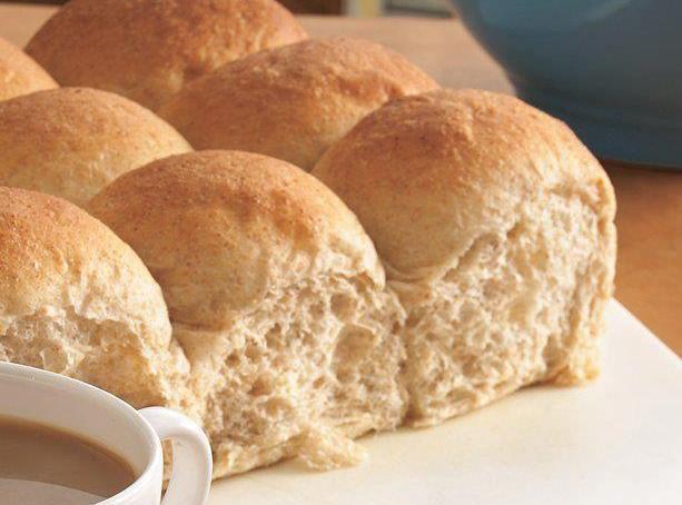 Whole Wheat Dinner Rolls | Yummy | Pinterest