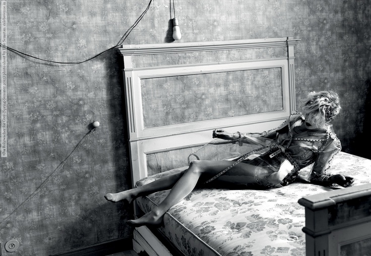 Alba Rohrwacher for Grey (Spring-Summer 2013) photo shoot by Elfie Semotan (8 HQ pictures) #AlbaRohrwacher, #ElfieSemotan, #Grey #Editorials