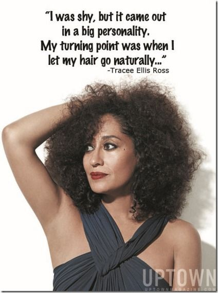 Tracee Ellis Ross on rocking her natural hair. Love her!: Girl, Quotes, Ellis Ross, Style, Hairs, Natural Hair, Naturalhair, Hair Inspiration