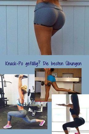 Po-tastisches Workout: Die besten Übungen für ein knackiges, sexy Hinterteil – Ewelina