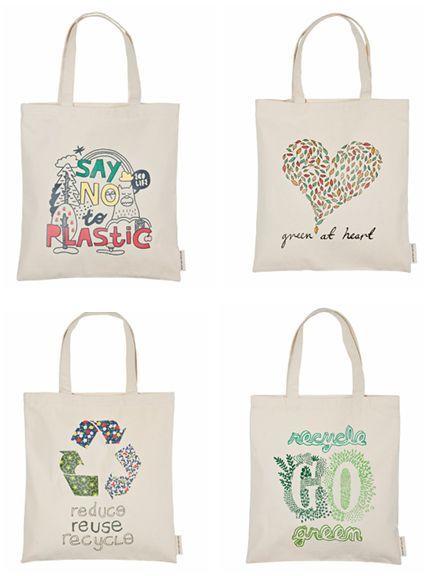 1000 ideas sobre bolsas reutilizables en pinterest for Disenos de bolsos de tela