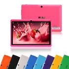 """﹩39.99. iRULU New Tablet PC Multi-Color 7"""" Google Android 6.0 Quad Core GMS 8GB & 16GB   Type - Tablet, Operating System - Android 6.0.X Marshmallow, Screen Size - 7"""", Storage Capacity - 8 GB / 16 GB, Internet Connectivity - Wi-Fi, Carrier - Not Applicable, Hardware Connectivity - USB, Product Line - Android Tablet 7, Features - Built-In Front Camera, Product Line1 - Google Android Tablets 7 inch, Product Line2 - Tablet PC Android, Processor Speed - 1.30GHz, Processor - Quad Core"""