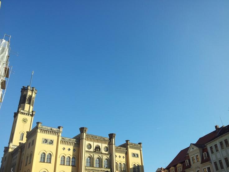 Rathaus #Zittau    facebook.com/StadtZittau