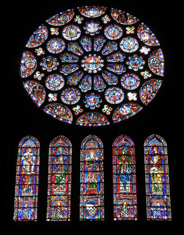 66 Best Stained Glass Windows Images On Pinterest