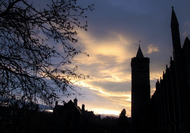 Dunblane Cathedral 2014