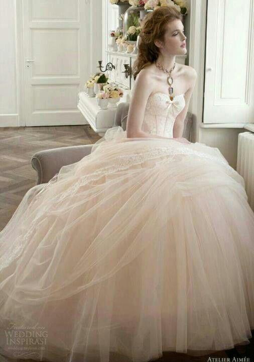 Dream wedding dress, Blush atelier aimee | Wedding Dress