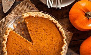 Thanksgiving pumpkin pie and how to live it up whilst abroad