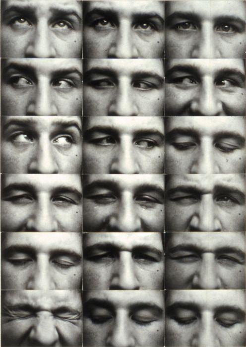 Kurt Kranz, 1931, 'Augenreihe / Eye row'
