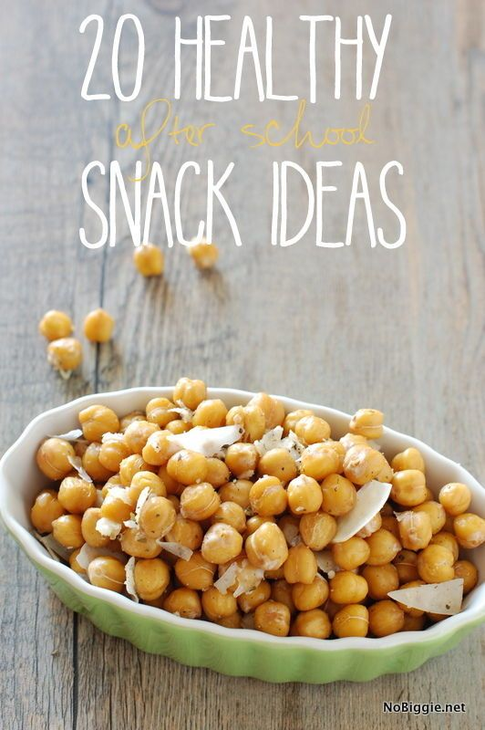 It's a tricky time, that after school snack time. The kids are always so hungry and you want them to eat something healthy, but you don't want them to eat too much otherwise they're not hungry for dinner. Since owner's manuals don't come with the kids, we all need a cheat sheet of healthy snack ideas so that we can be prepared for when the troops get home. Read on as eBay shares plenty of  healthy after school snack ideas that will keep them satisfied until dinner rolls around!