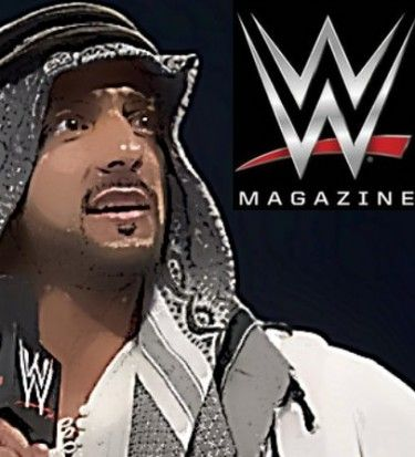 WWE Magazine sparks controversy by publishing cartoon of Muhammad Hassan