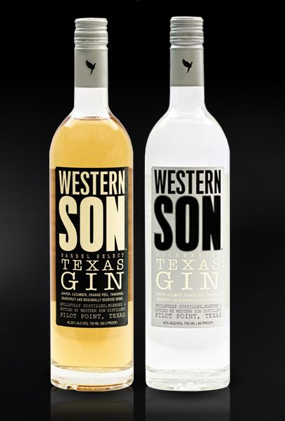 Western Son Texas Gin made in Pilot Point Tx
