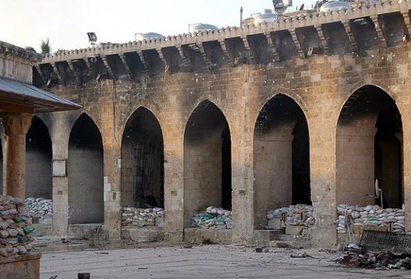La Turquie a porté à l'ordre du jour de l'UNESCO la destruction du patrimoine culturel et culturel syrien.