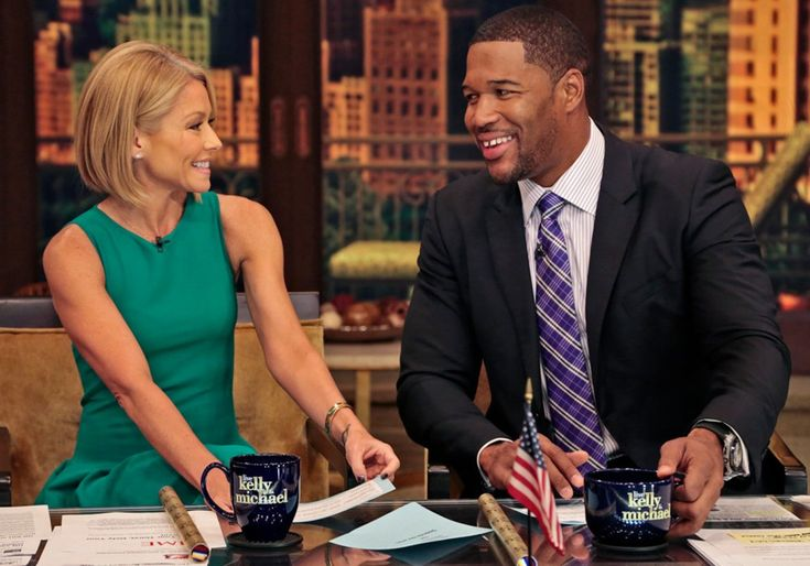 Michael Strahan Left Kelly Ripa One Year Ago - Was He Right To Leave 'Live!' For 'Good Morning America'? #KellyRipa, #MichaelStrahan celebrityinsider.org #TVShows #celebrityinsider #celebrities #celebrity #celebritynews #tvshowsnews