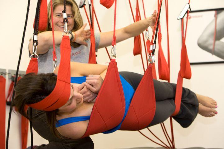 píše: fyzioterapeut Jana ĎURECOVÁ REDCORD je terapeutický prístroj pre fyzioterapiu acvičenie a je veľmi užitočnou pomôckou fyzioterapeuta atrénera vich
