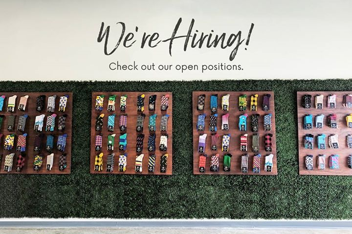 We're Hiring! Looking to work for a high growth subscription e-commerce startup? Live in or around the Atlanta area? We've got just the careers for you!  See our open positions -> www.sockfancy.com/jobs/ #FUNNYSOCKS #FUNSOCKS #FUNKYSOCKS #SOCKS #SOCKSWAG #SOCKSWAGG #SOCKSELFIE #SOCKSLOVER #SOCKSGIRL #SOCKSTYLE #SOCKSFETISH #SOCKSTAGRAM #SOCKSOFTHEDAY #SOCKSANDSANDALS #SOCKSPH #SOCK #SOCKCLUB #SOCKWARS #SOCKGENTS #SOCKSPH #SOCKAHOLIC #BEAUTIFUL #CUTE #FOLLOWME #FASHION
