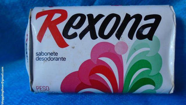 Sabonetes Rexona