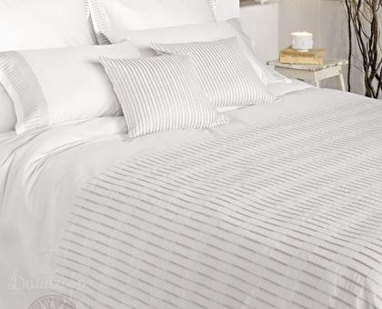 Купить постельное белье FIELD белое 1,5-сп от производителя Bovi (Португалия)