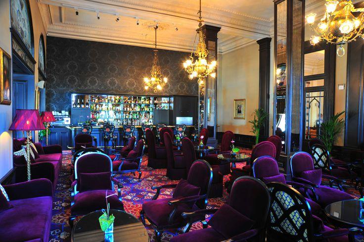 Panaromic view of Orient Bar