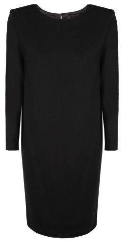 Caterina, Czarna sukienka oversize, stylowa sukienka, https://sklep.caterina.pl