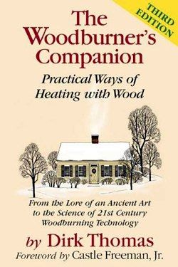 "From Cool Tools – The Woodburner's Companion: ""It'll help you sort out whether you want a furnace, or stove; pellet or logs; masonry or metal, buy wood or cut it yourself, and so on. This is first-rate advice, pithy and to the point, up-to-date, well-written and insightful. The author is a professional chimney sweep and his instructions on how (and why) to clean your chimney are worth the price of the book alone.""  #home #fireplace #woodburning_stove"