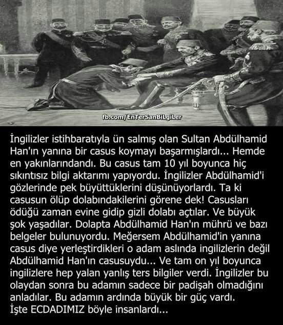 Sultan Abdülhamid'in gücü