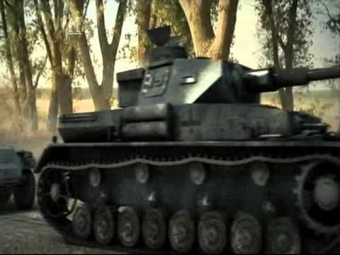 Soviet Storm: WW2 in the East - The Battle of Moscow (4 series) - YouTube