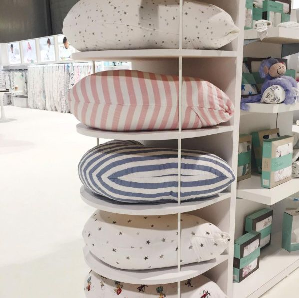 Aden + Anais Nursing and Maternity Pillow | 25 Top Baby Products from the ABC Kids Expo
