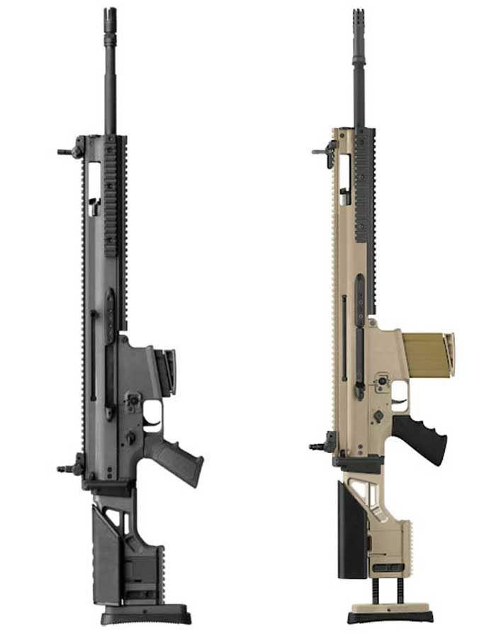FN Herstal To Unveil SCAR-H TPR (aka Sniper SCAR)