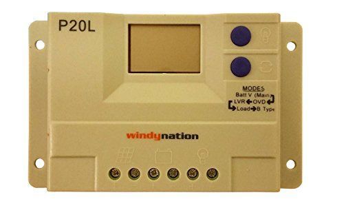 WINDYNATION Complete Solar 100 Watt Panel Kit: 100W Solar Panel + 20A LCD Display PWM Charge Controller + MC4 Connectors + Mounting Z Brackets for 12V Battery off grid, RV, Boat >    ... Check more at http://farmgardensuperstore.com/product/windynation-complete-solar-100-watt-panel-kit-100w-solar-panel-20a-lcd-display-pwm-charge-controller-mc4-connectors-mounting-z-brackets-for-12v-battery-off-grid-rv-boat/