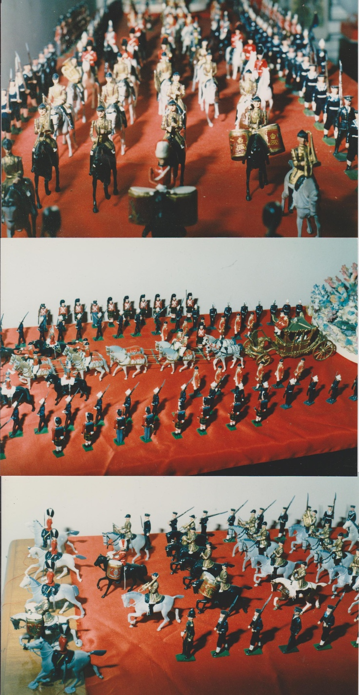 Jacks lead soldier collection