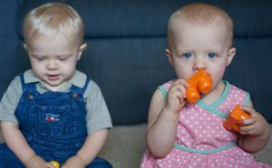 Twin Baby Names - The Best of Twins