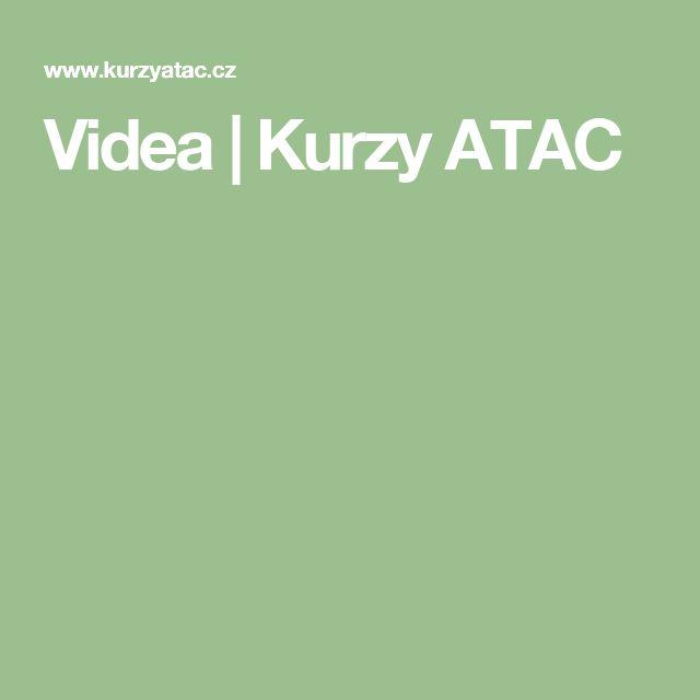 Videa | Kurzy ATAC