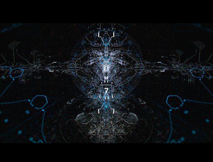 Neutronics 7, Dan Voinescu on ArtStation at https://www.artstation.com/artwork/WGVnQ