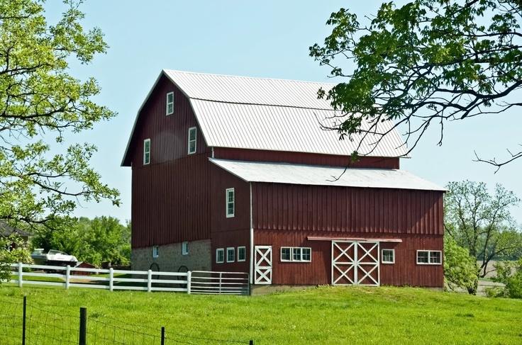 Pretty Barn Dream Home Pinterest