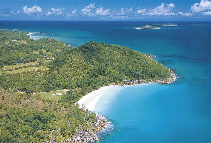 Lémuria - das einzige Hotel der Seychellen mit einem 18-Loch Championship Golfplatz