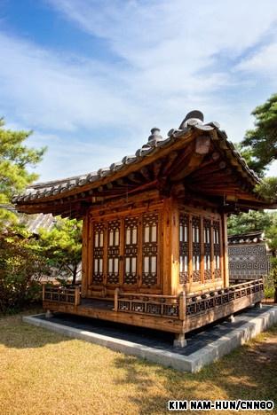 Korean Furniture Museum  한국가구박물관