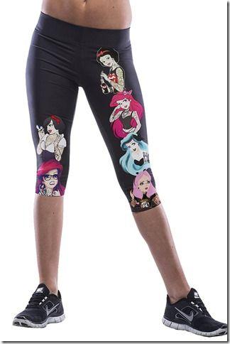 Disney Discovery- Disney Workout Pants