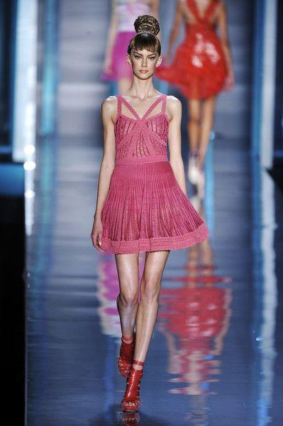 Christian Dior at Paris Fashion Week Spring 2009 - Runway Photos