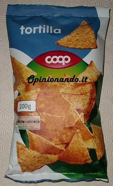 Coop Tortilla Sacchetto - #Opinionando #Recensione