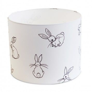 Shipping is high on this but can buy the fabric and make your own! Love belle and boo! Hello Boo Lampshade