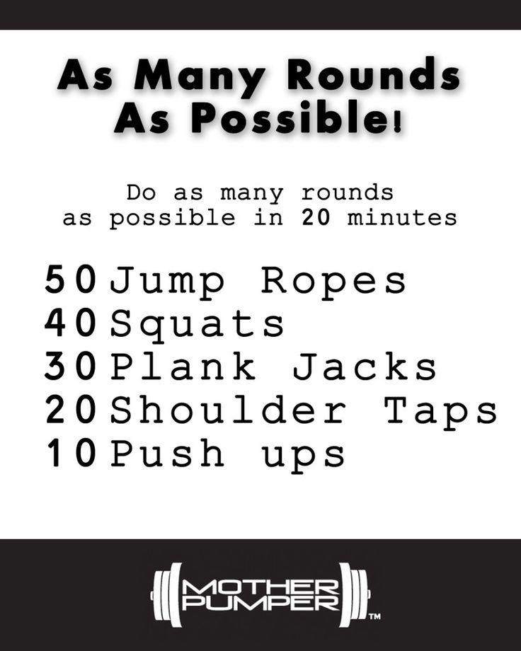 17 best ideas about beginner crossfit workouts on
