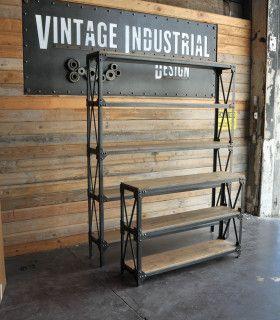 Shelving | Vintage Industrial Furniture