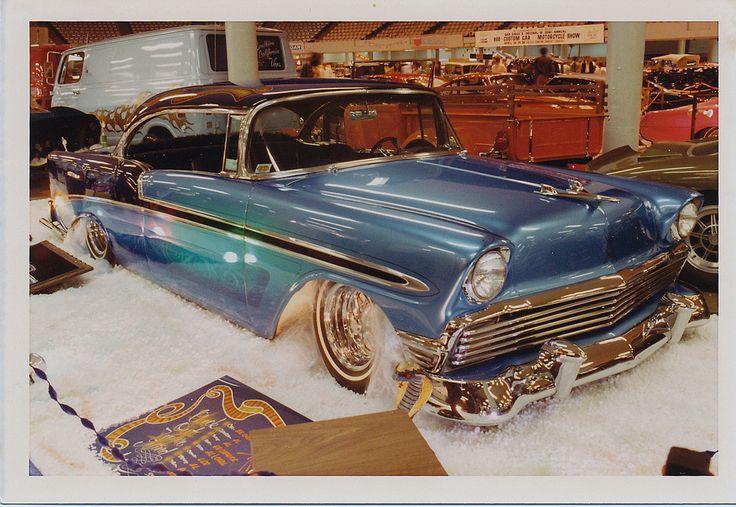 1956 Chevy Bel Air. via KID DUECE