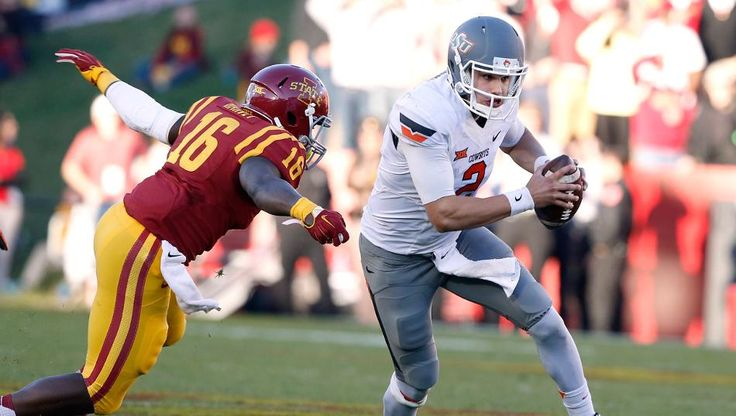 Watch #14 Oklahoma vs Iowa State College Football Week 10 Live Scores