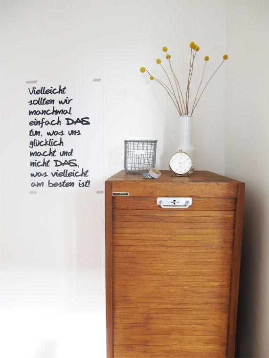 23qm Stil: büroschrank von exquisit