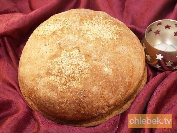 Świąteczny chleb z daktylami – najlepszy