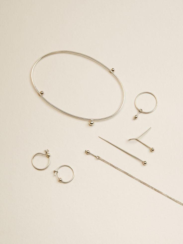 collection - closeness - Anna Lawska Jewellery