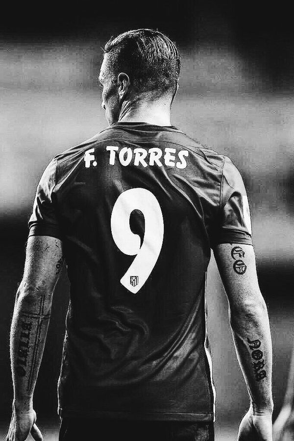 Fernando Torres #AtleticoMadrid