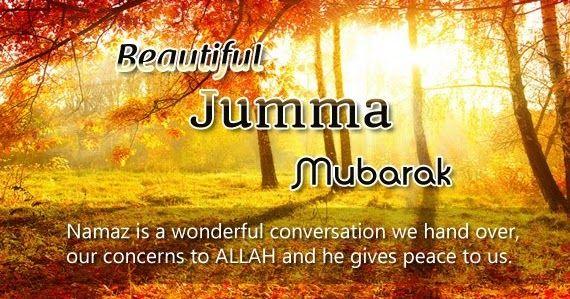 Jumma Mubarak Pics- Latest Pics Of Jumu'ah To Send Wishes Of Friends And Family